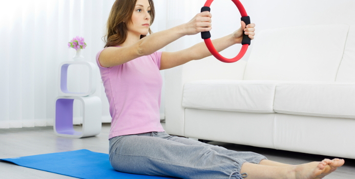 Pilates Ring Uses