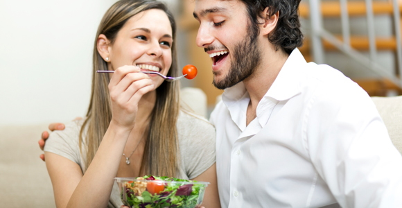 Ways for Couples to Diet Together   Nutrition   Ways for Couples to Diet Together