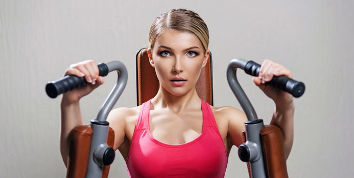Whatever You Do, Don't Wear Makeup to the Gym / Fitness
