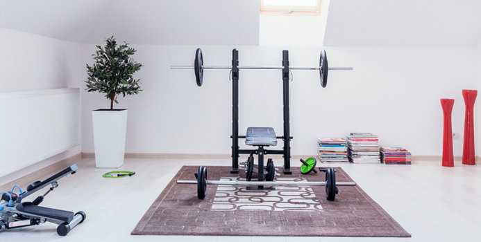 Why your home gym won t get you fit fitness gyms