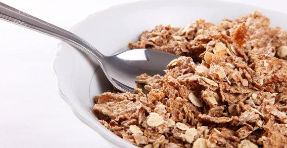 Healthy Cereals: All Bran vs. Multi-Bran / Nutrition / Healthy Eating