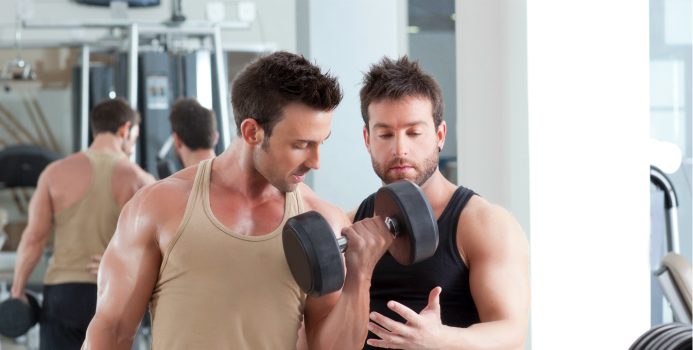 how to find a workout buddy