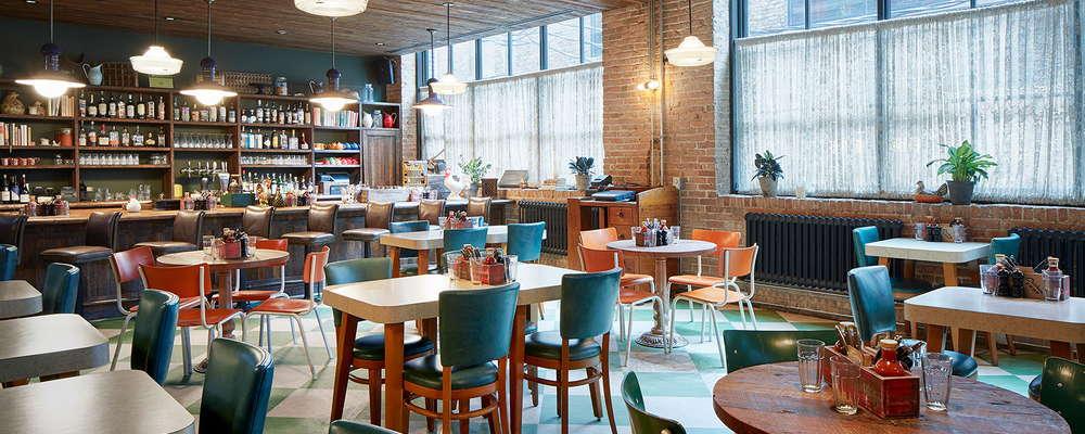 Soho House Chicago's public restaurant, Chicken & Farm Shop