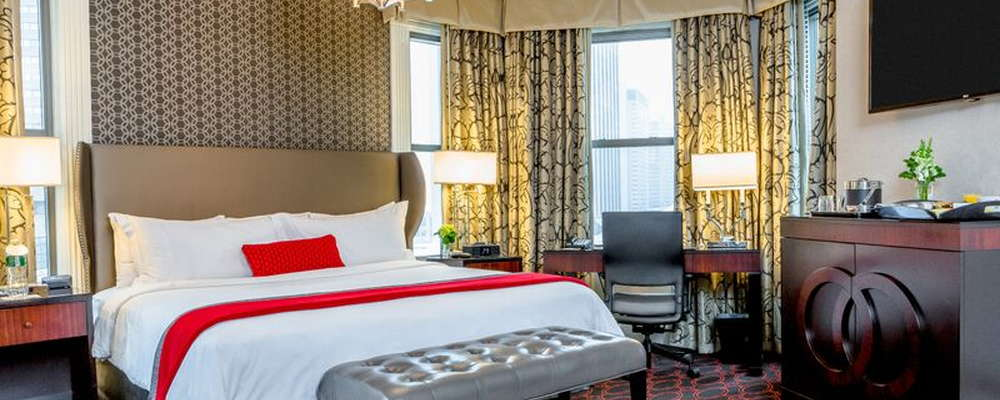 Boston is for views and few compare to that of the incredible 250-degree