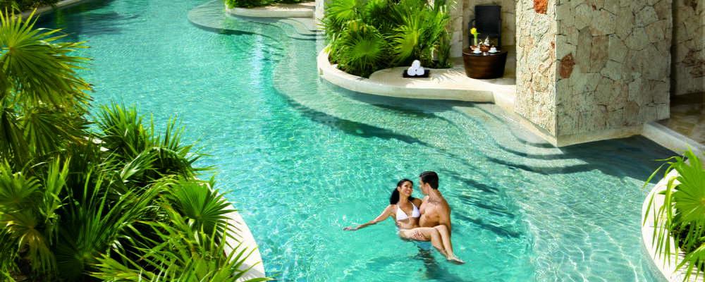 Swim Out Suites at Secrets Maroma Beach Riviera Cancun