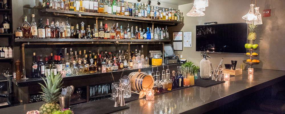 The Alex Craft Cocktail Cellar & Speakeasy