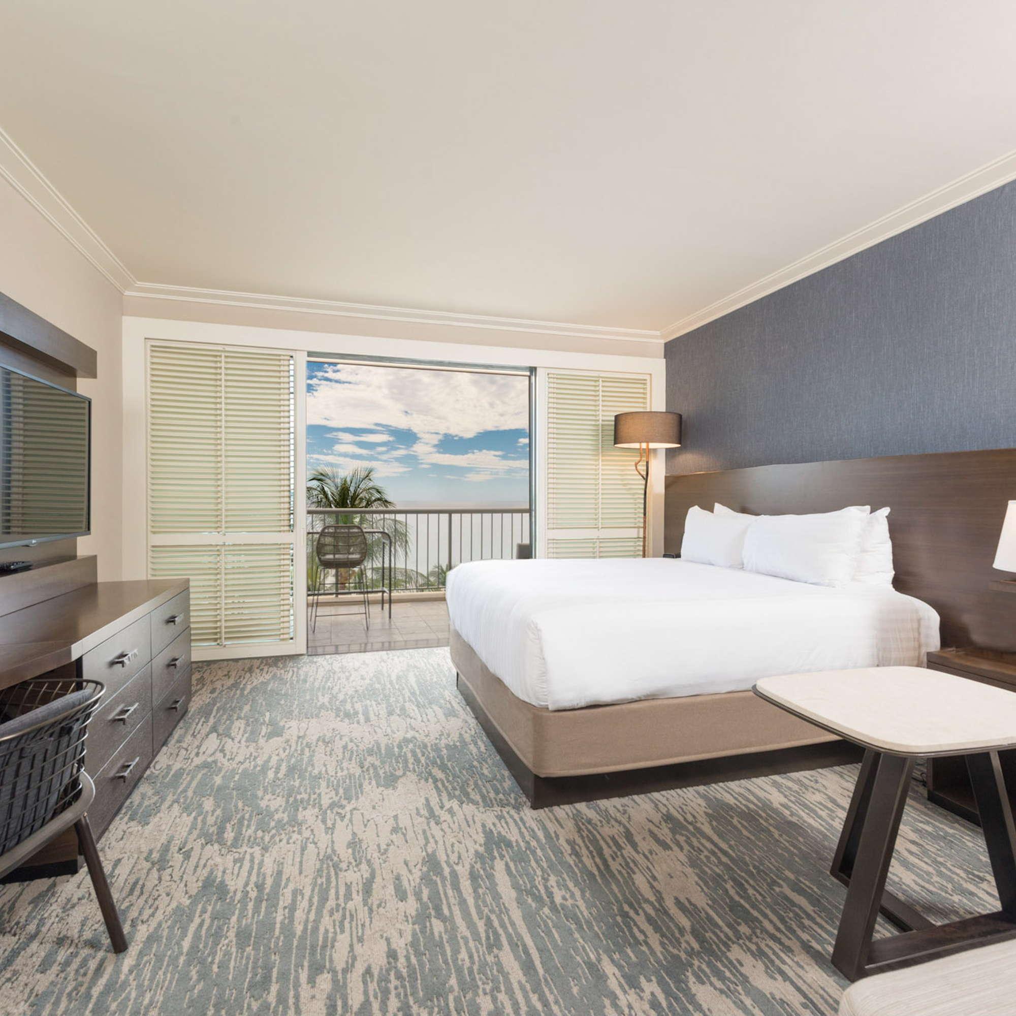 Hapuna Beach Prince Hotel Room
