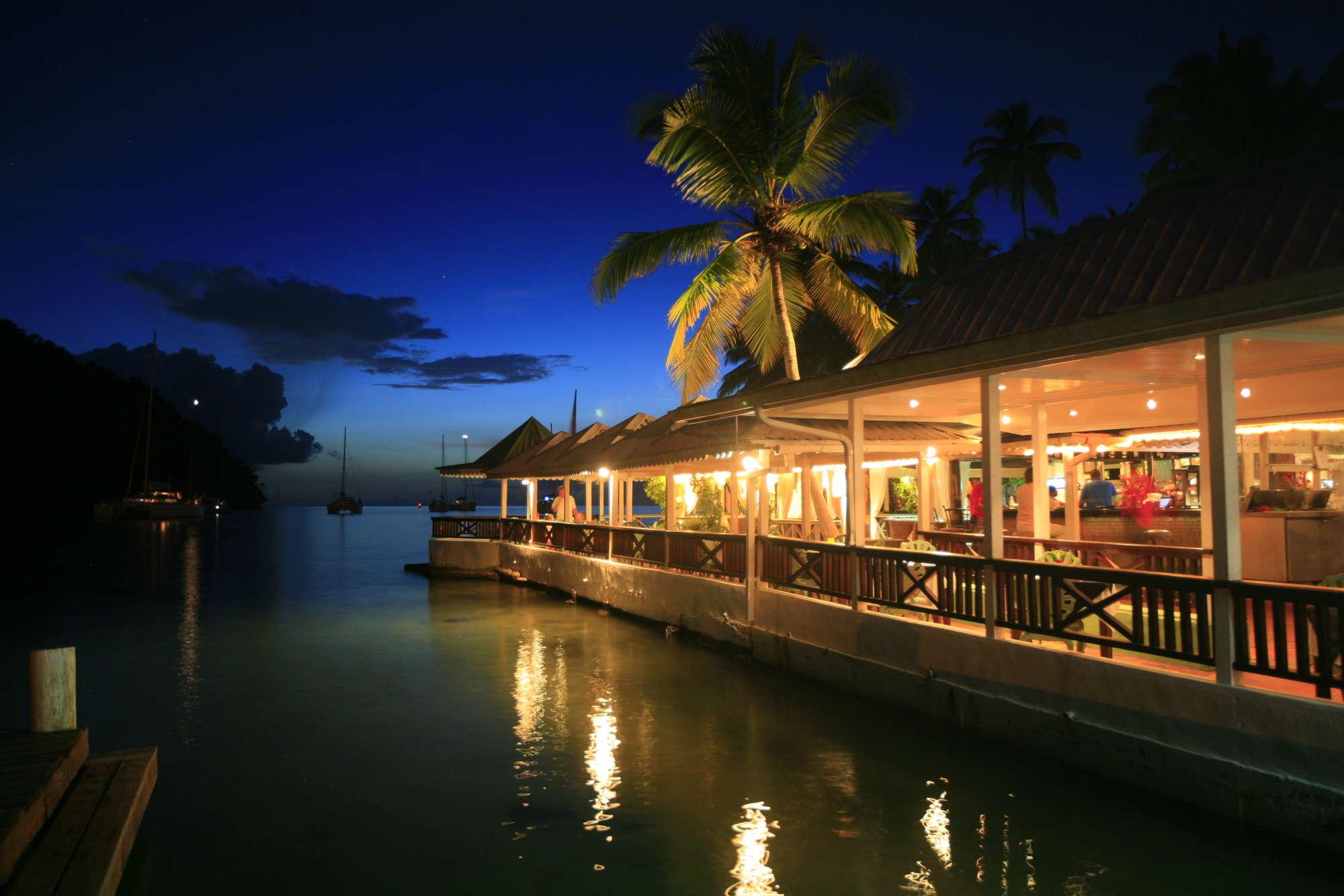 Marigot Beach Club Dive Resort
