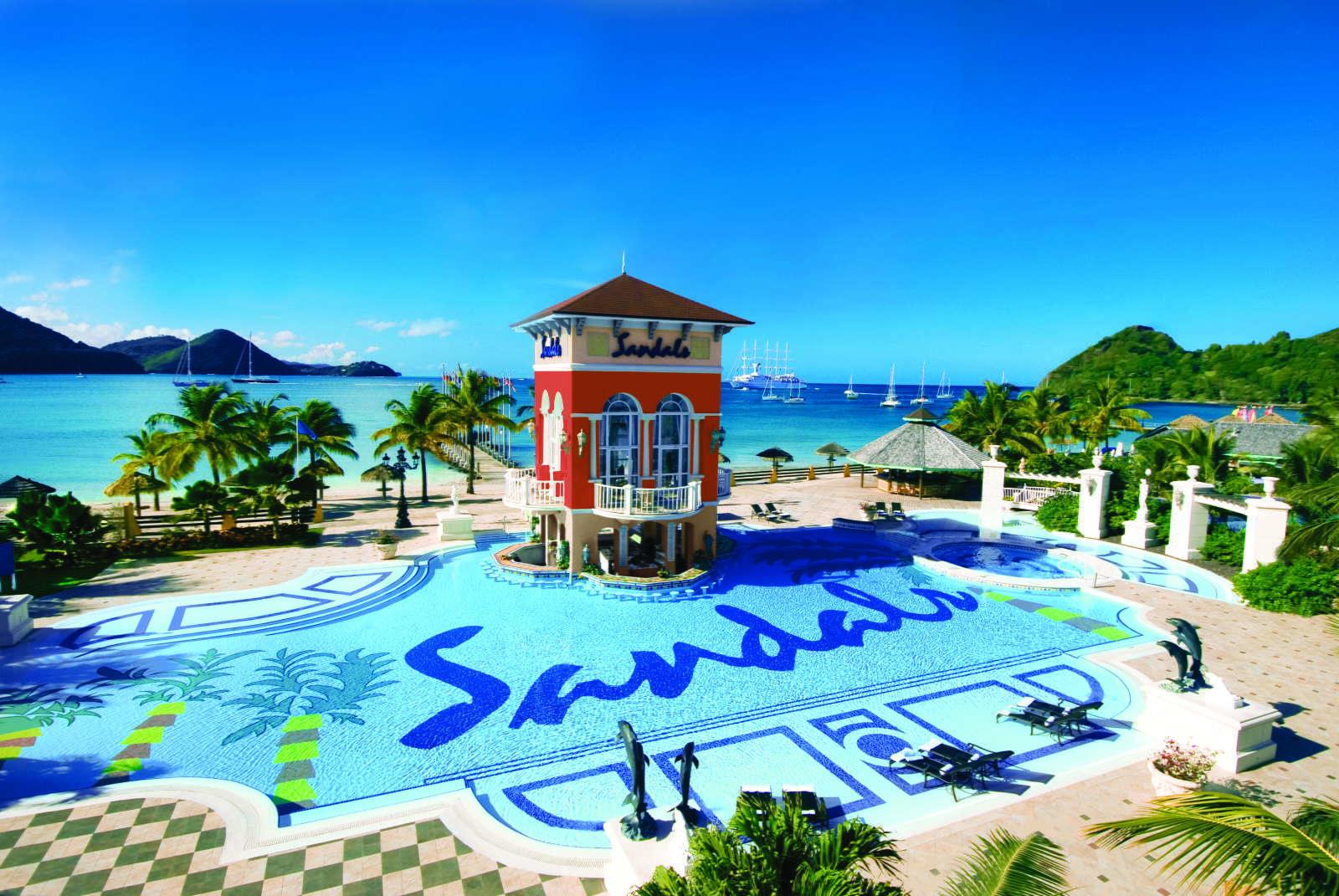 ee112bcb9 Sandals Grande St. Lucian Expert Review