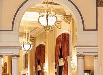 Willard InterContinental Lobby