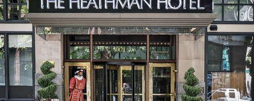 Heathman Hotel Exterior