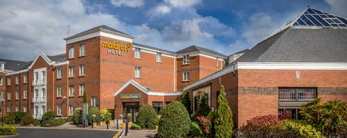 Exterior photo of Maldron Hotel Newlands Cross