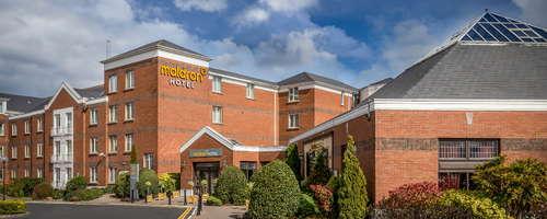 Exterior photo of Maldron Hotel Newlands Cross