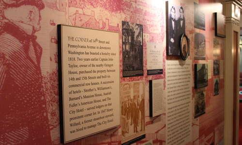 Willard History Gallery