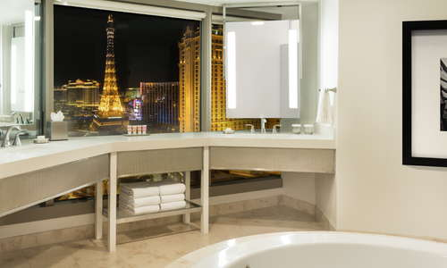 Ultra Strip Suite Bathroom