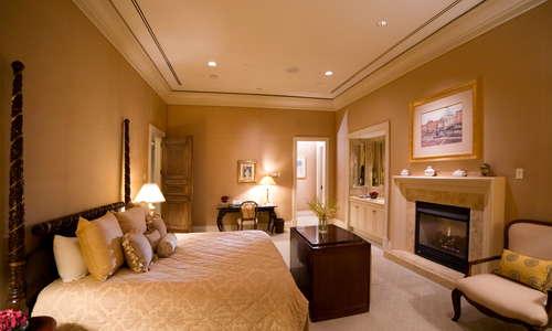 Palazzo Suite Master Bedroom