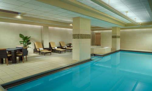 Indoor Pool & Hot-tub