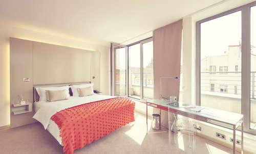 Design hotel josef expert review fodor s travel for Design hotel josef prague booking com