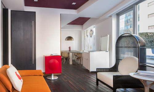King Sanctuary Terrace Suite