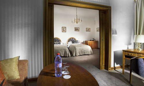 De Luxe Room - Hotel Pod Vezi