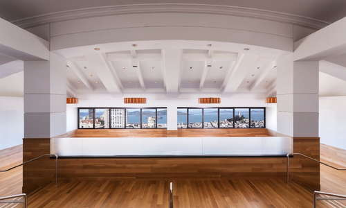 36th floor event space