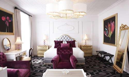 Classic Suite - The Alphen Boutique Hotel, Interior