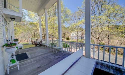 Savannah Deck