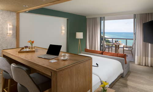 Junior Suite - King Bed Ocean View