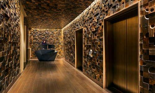 Nobu hotel Lobby