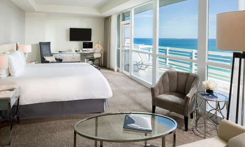 Chateau Oceanfront Junior Suite