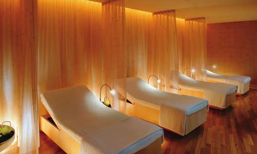 Spa Zen Relaxation Room