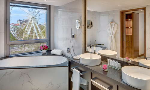 Bathroom of the Executive Suite