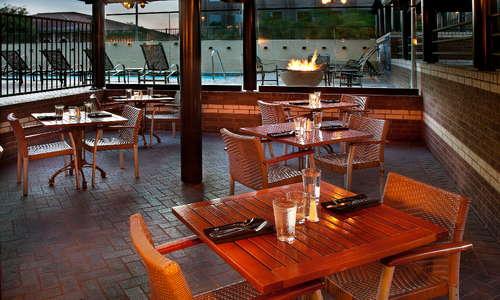 15th Street Café Terrace