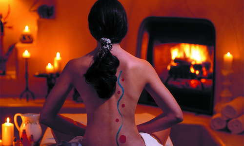 The award-winning Spa at Loretto takes a holistic approach to the art of massage therapy and is the only spa in Santa Fe to use its very own custom-crafted essential oil aromatherapy blends.