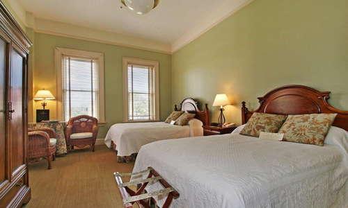 Fulton Lane Inn Double/Double room