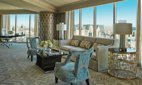 Four Seasons Hotel Las Vegas Expert Review
