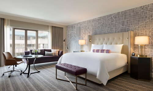 Fairmont Gold Signature King Guestroom