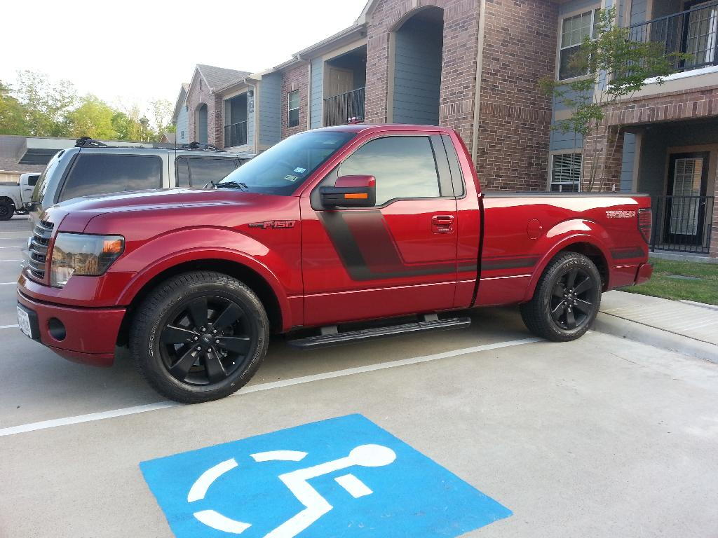 F 150 Tremor >> Ford F150 Lowering Kits - Ford-Trucks