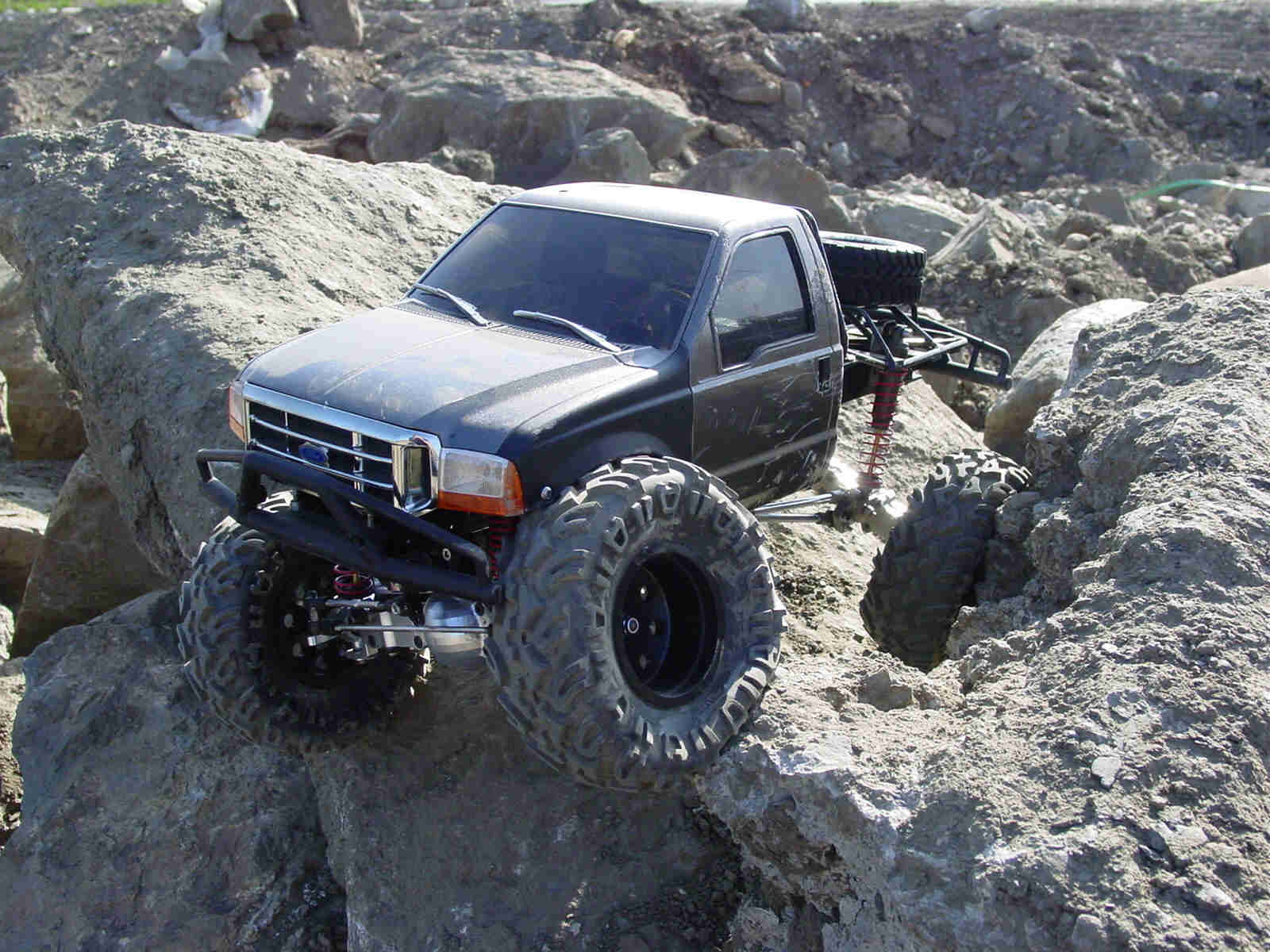 Ford F150 F250 Off Road Trail Guides Ford Trucks