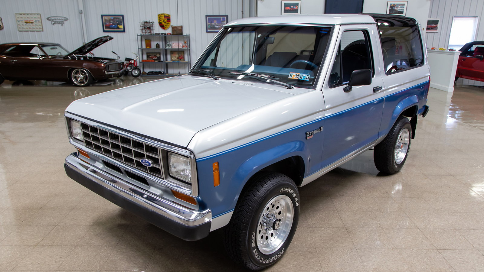 Surprising 1988 Ford Bronco Ii Is A Real Life Time Machine Ford Trucks Ocoug Best Dining Table And Chair Ideas Images Ocougorg