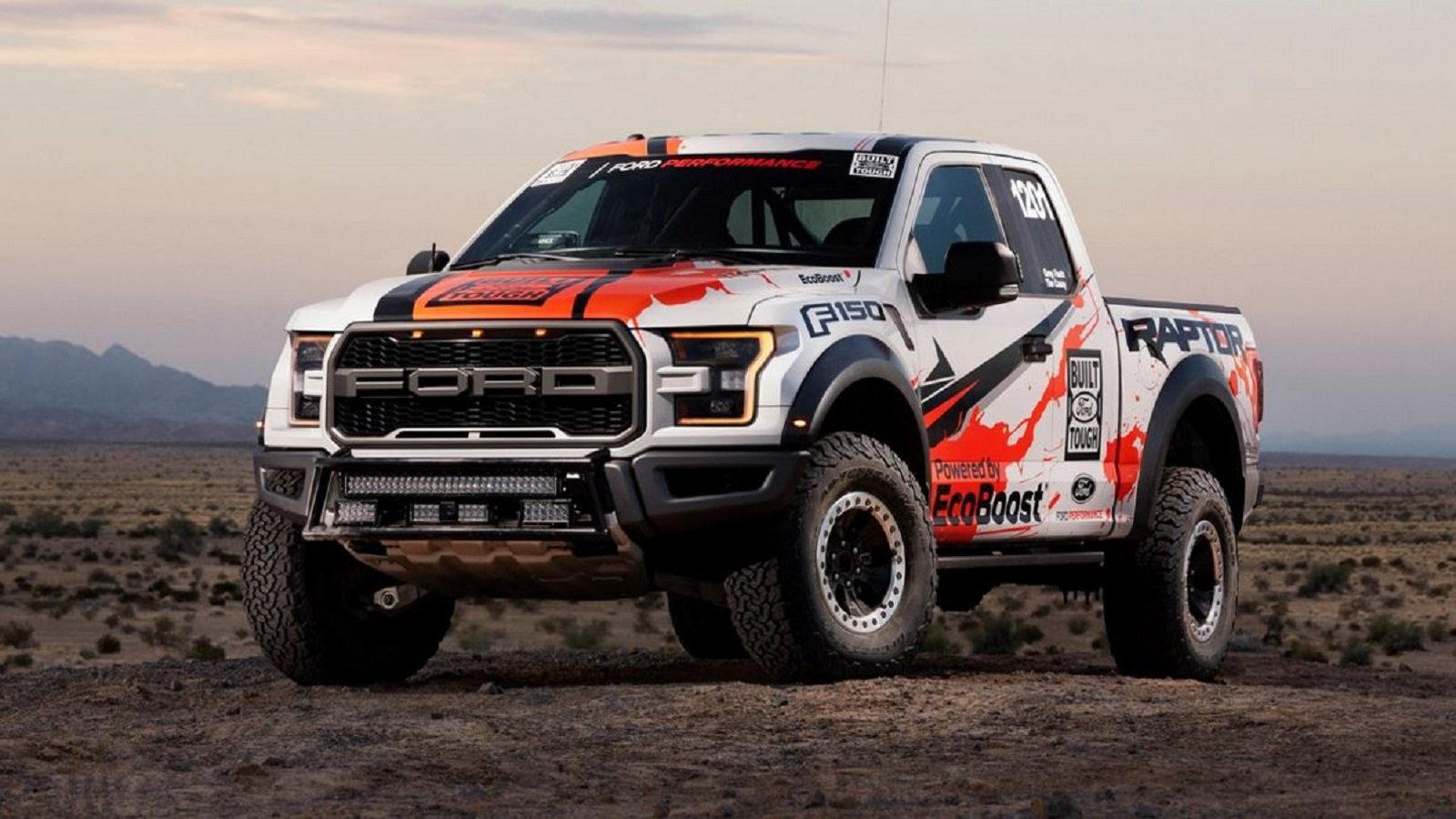10 Ford Trucks That Raced At Baja Ford Trucks