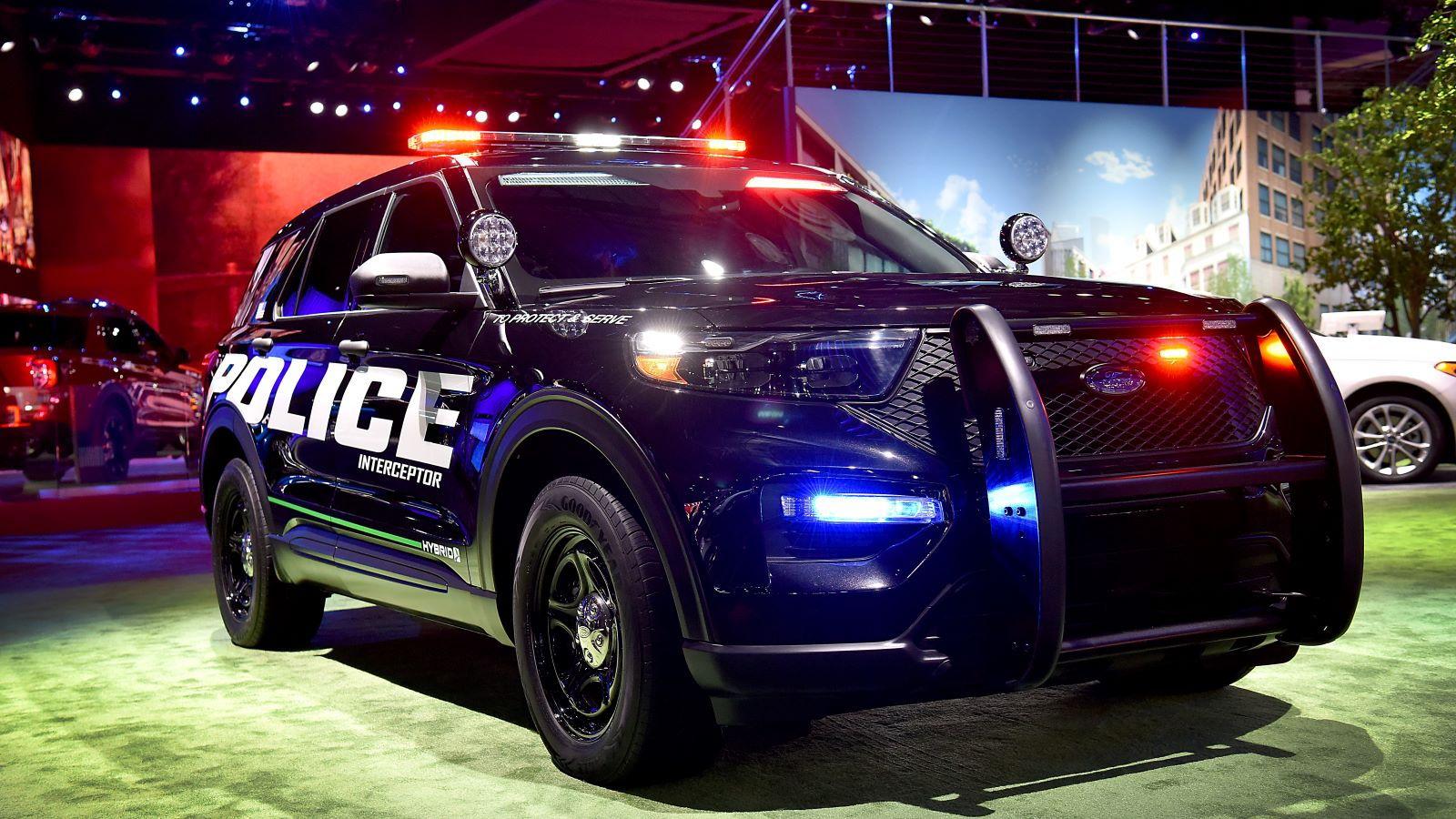 2019 Ford Explorer Hybrid Police Ford Trucks