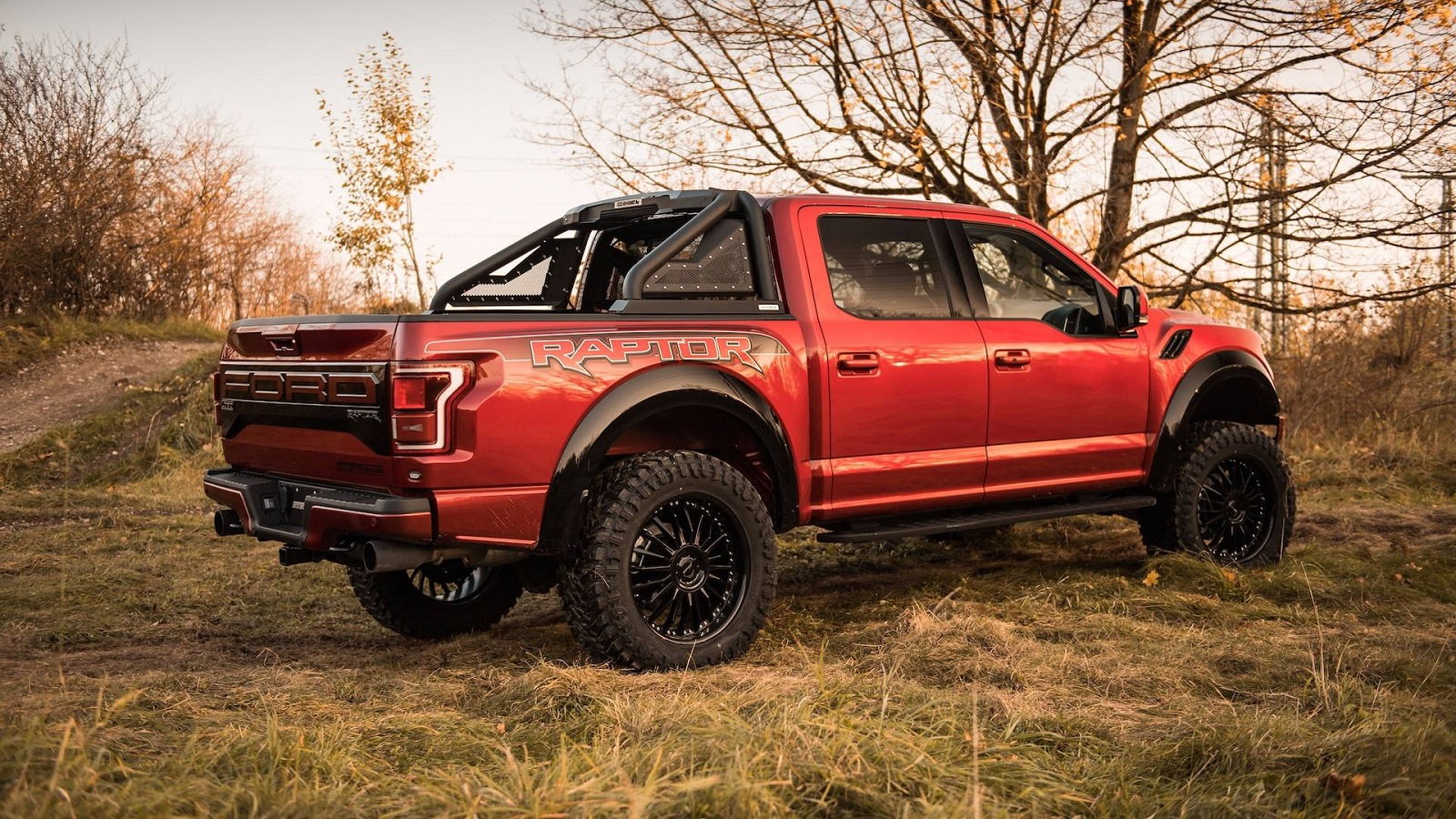 Geiger Cars Builds a German Tuned Ford Raptor