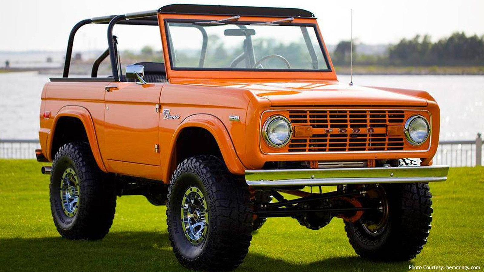 1972 Bronco