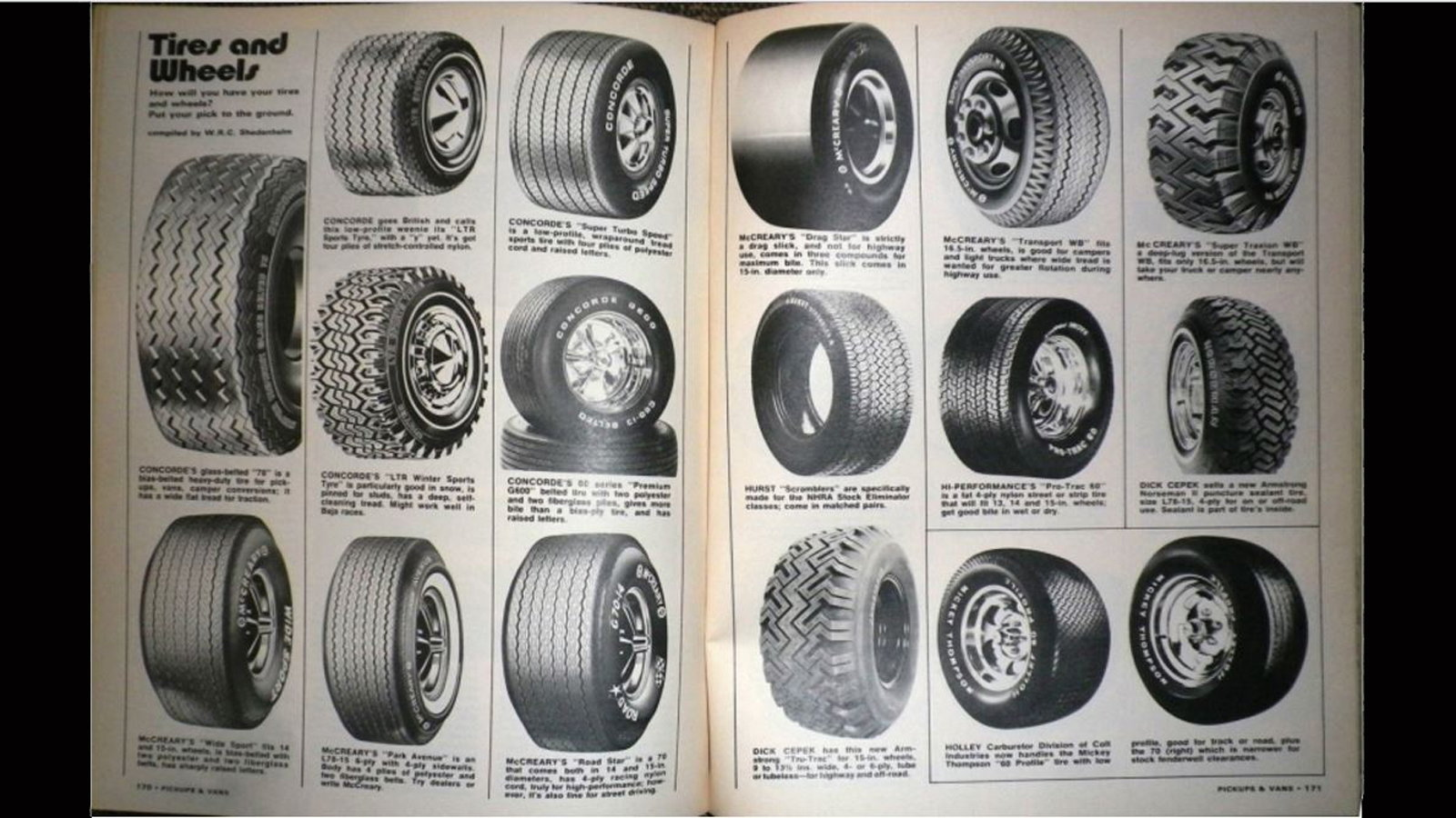 Primitive Tire Technology