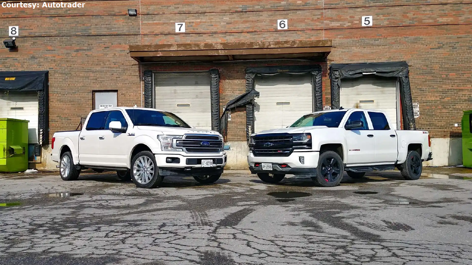 The Great Truck Showdown of 2018
