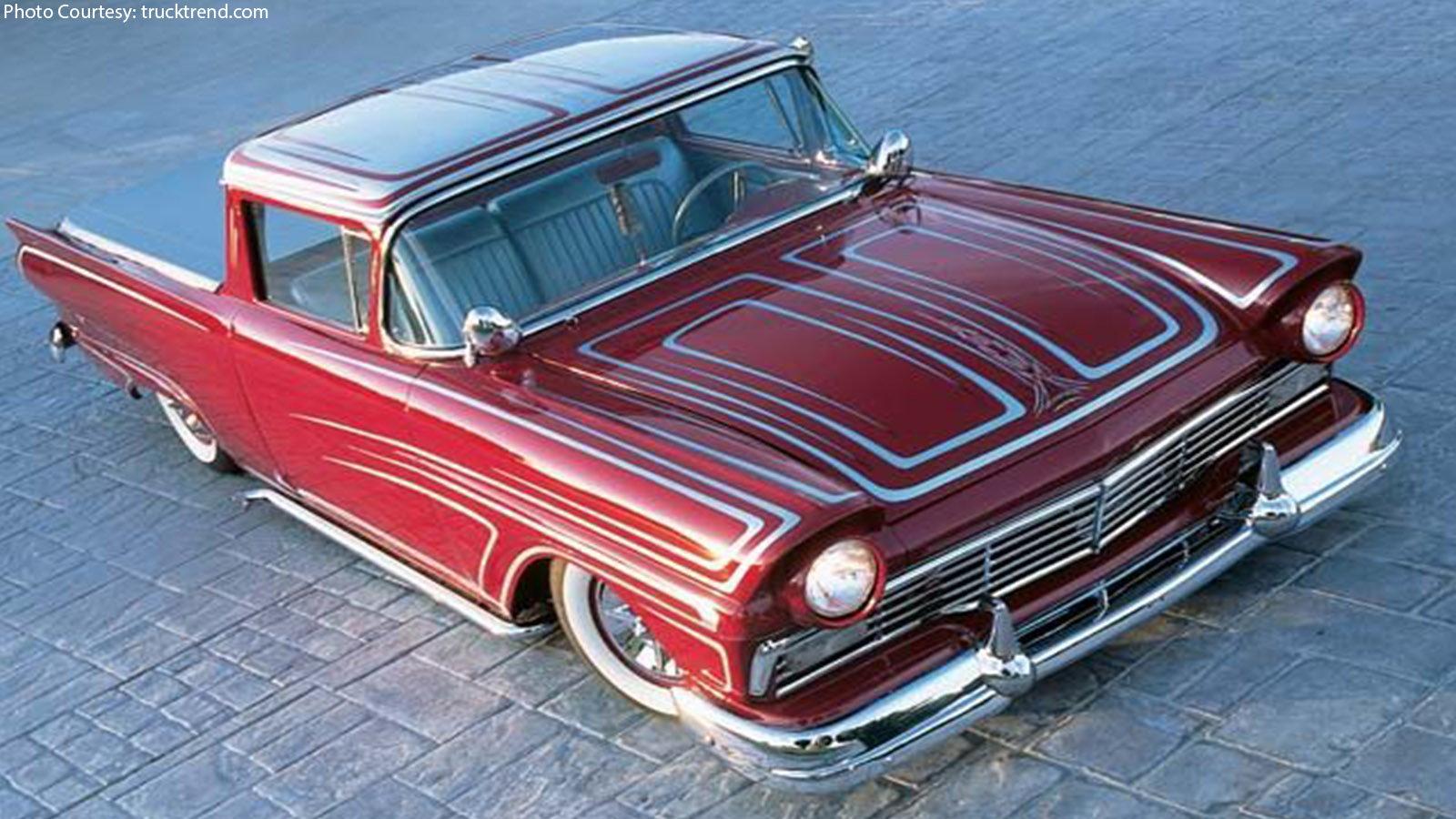Ranchero, 1957, Classic