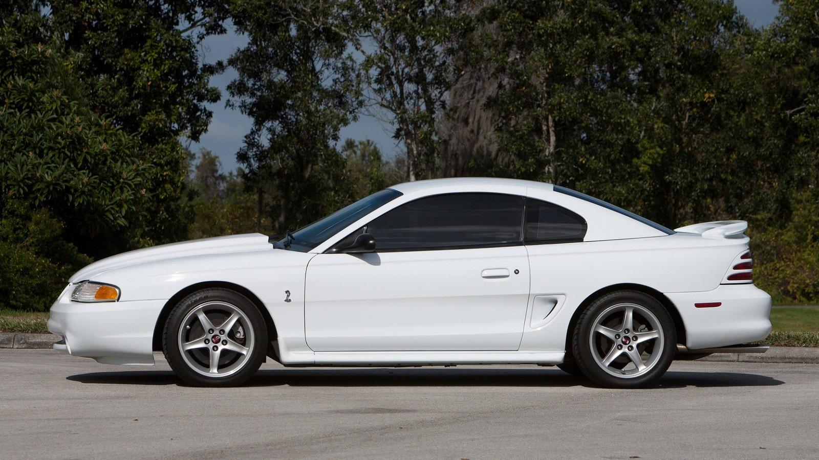 1995 Mustang Cobra R