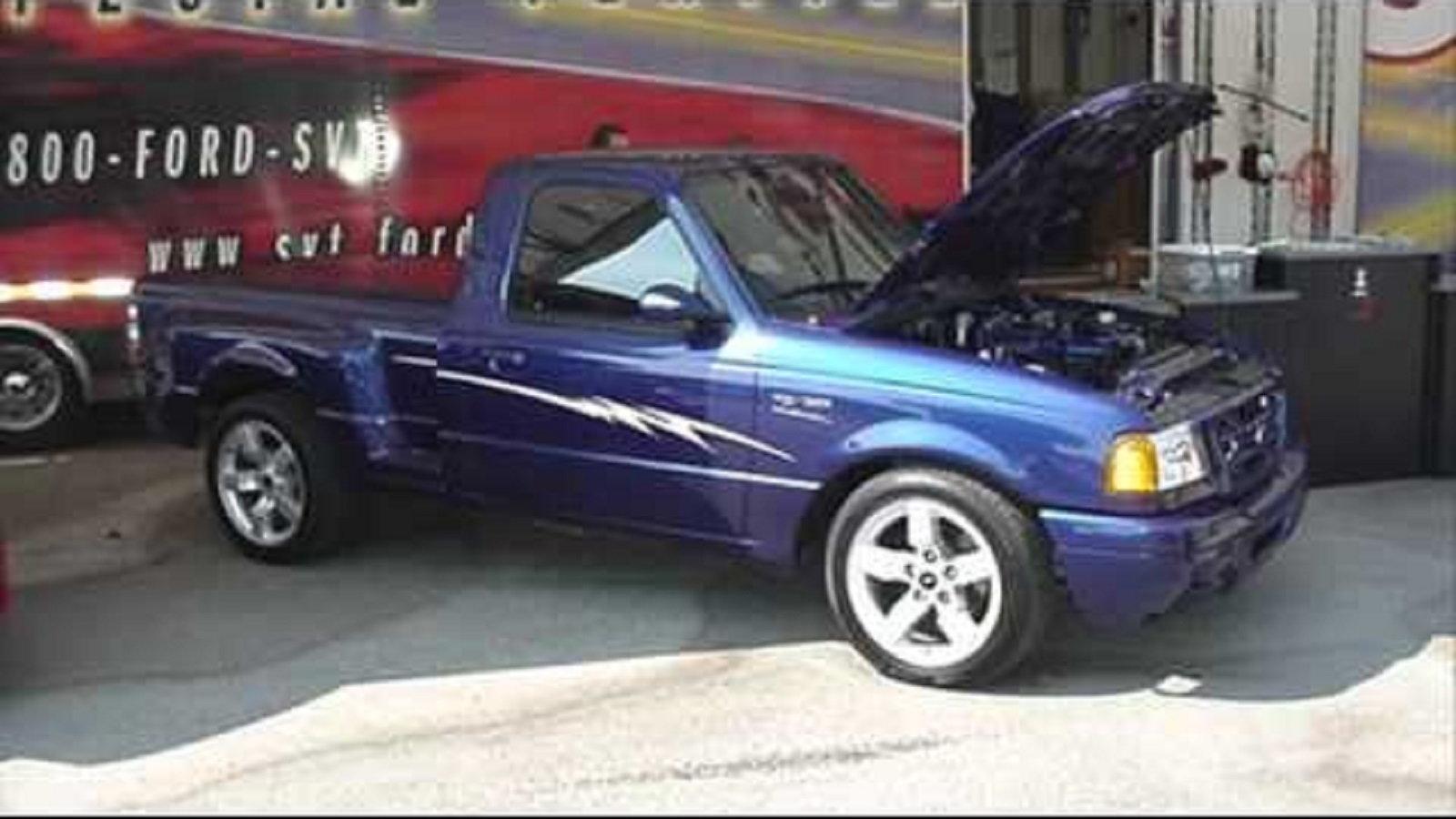 2004 SVT Ford Ranger Lightning Bolt