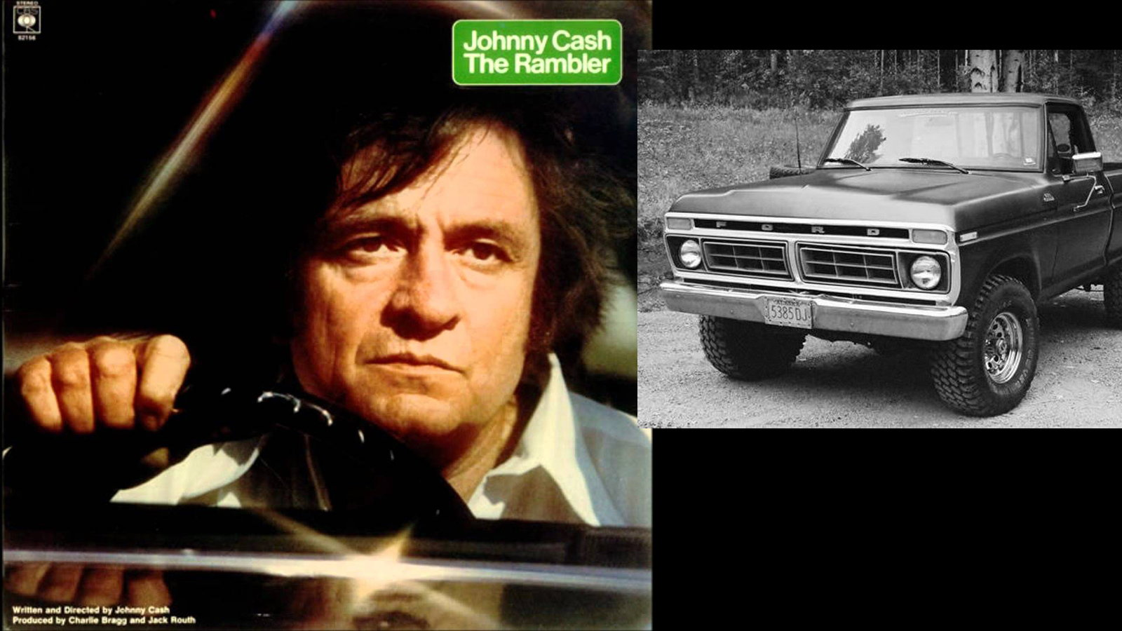 Johnny Cash: Hit the Road and Go